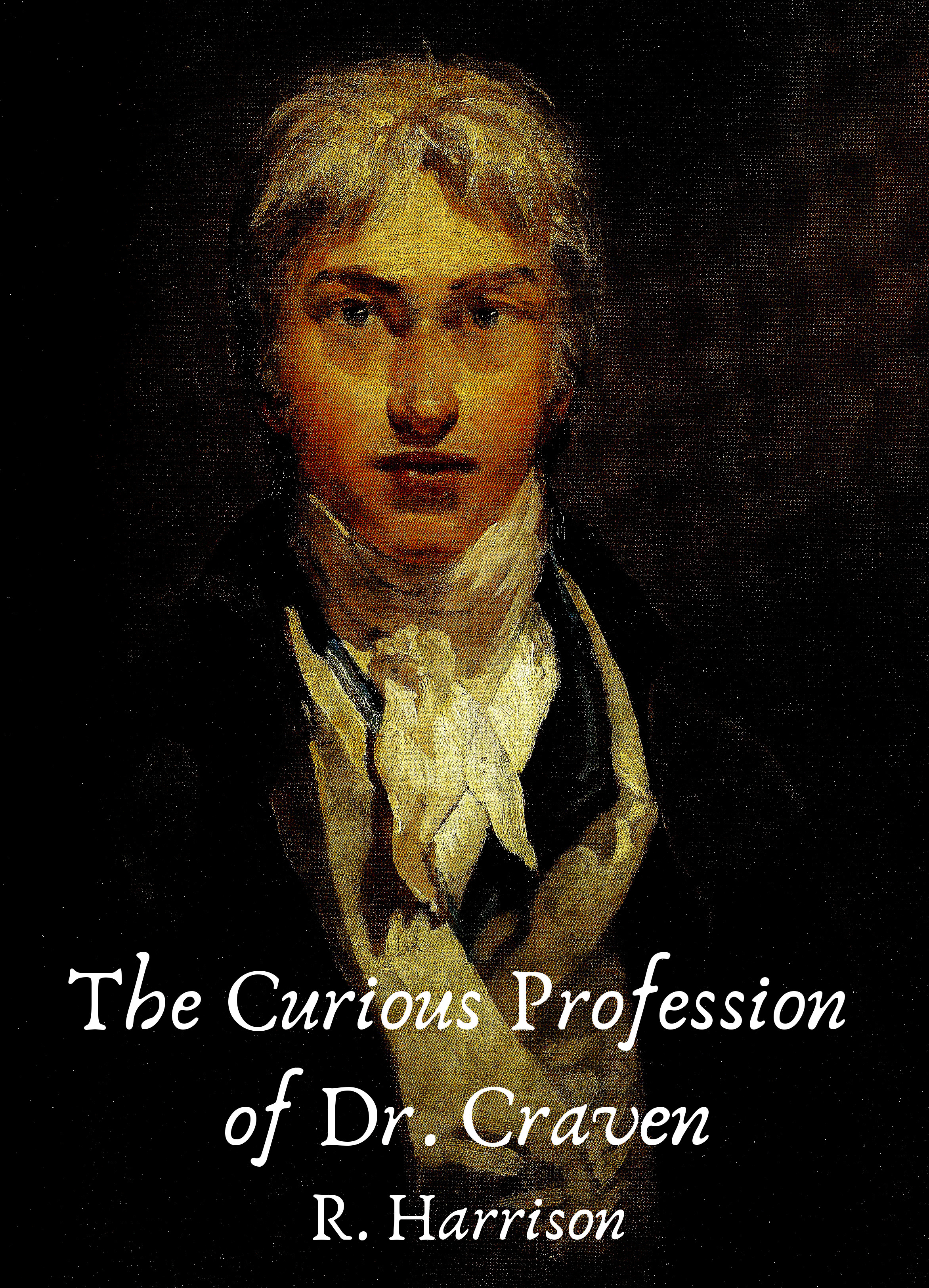 Curious profession of dr craven book cover